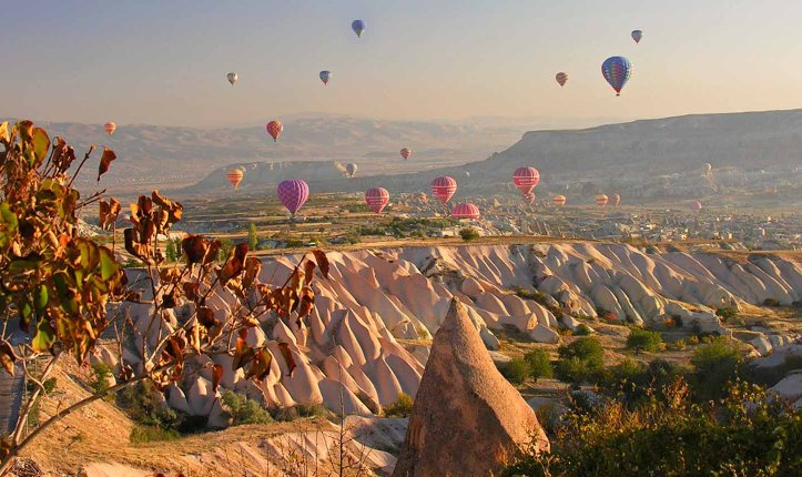 Uçaklı Kapadokya & Kayseri Turu