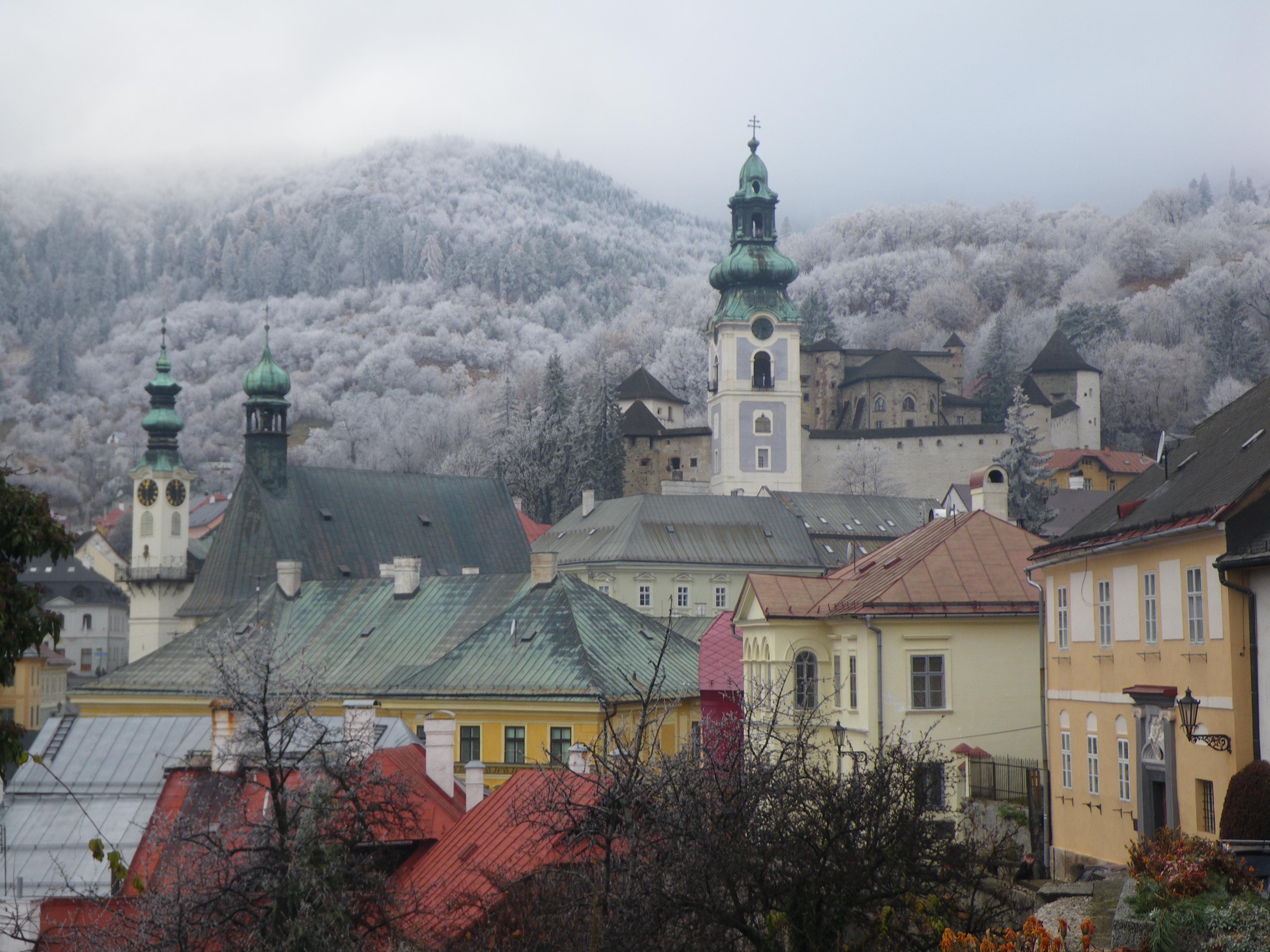 Banská_Štiavnica_im_Herbst