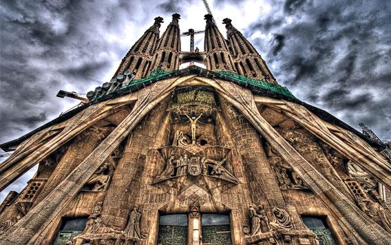 La-Sagrada-Familia
