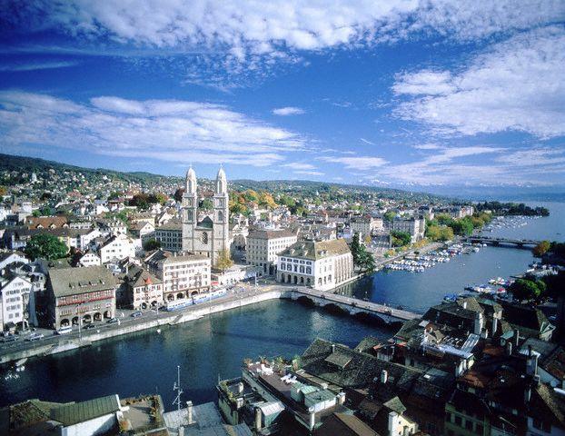 Zurich city - Switzerland
