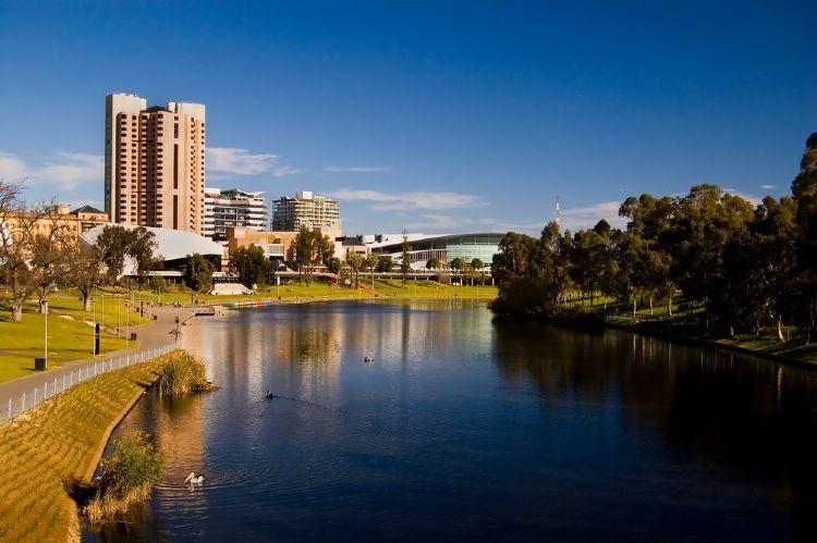 Adelaide Gezilecek Yerler